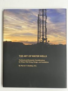 Art of Water Wells cover